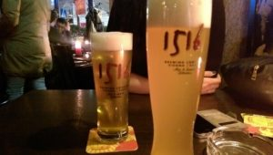 Beer at 1516 Brewery